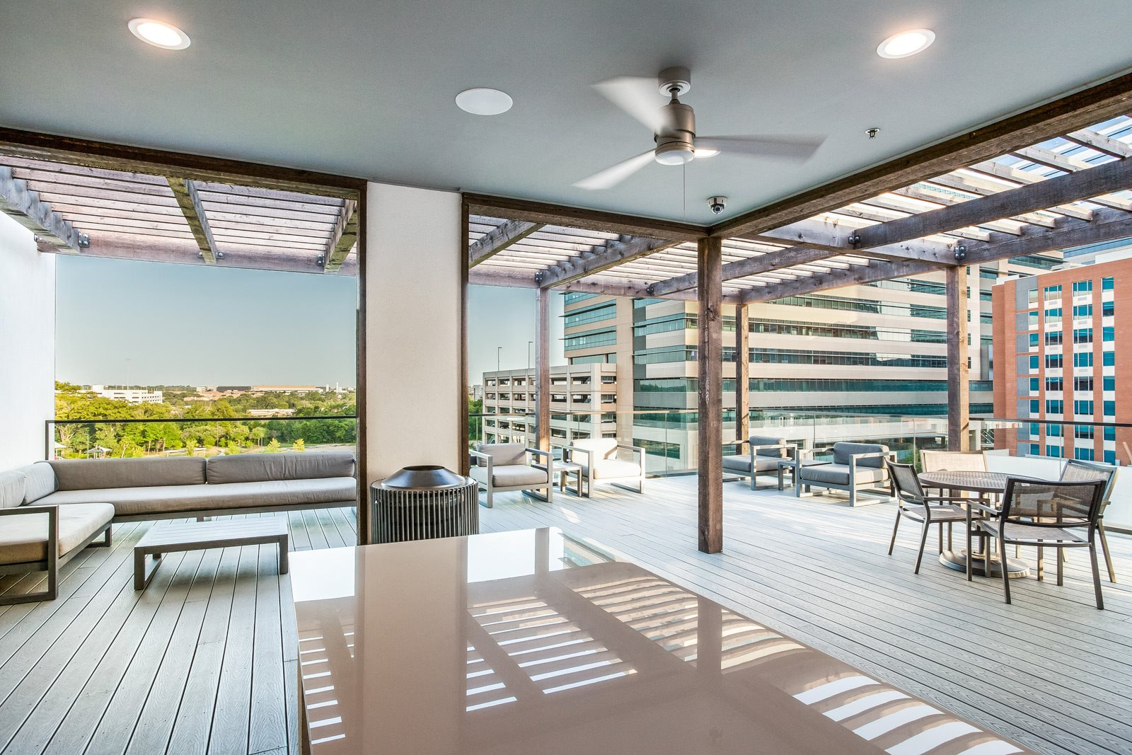 Rooftop Lounge at Windsor CityLine, 1250 Hunt Street, Richardson