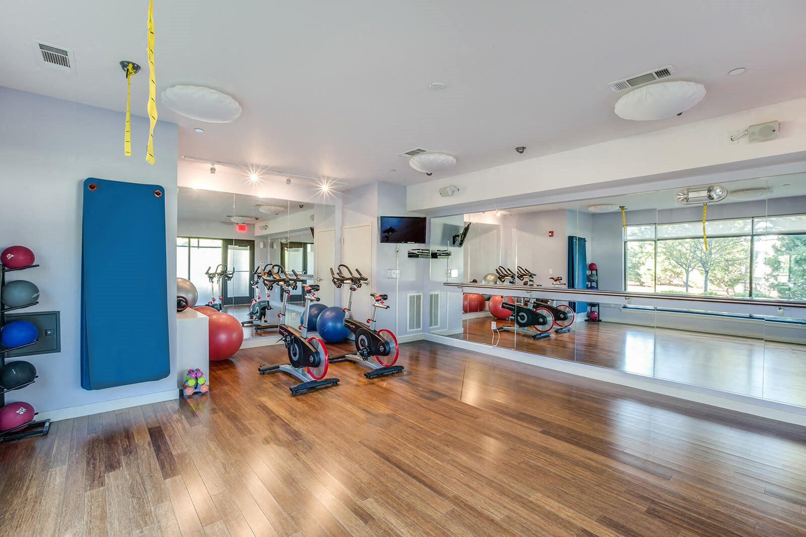 Yoga, Barre, and Peloton Spin Studio at Windsor at Maxwells Green, 02144, MA