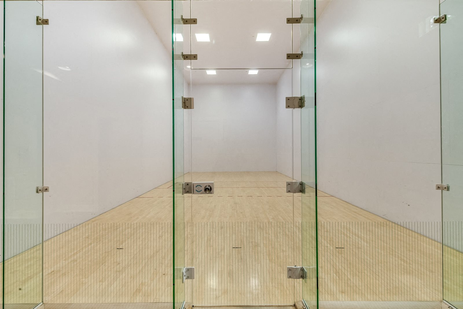 Racquetball Court at Platform 14, Hillsboro, 97124