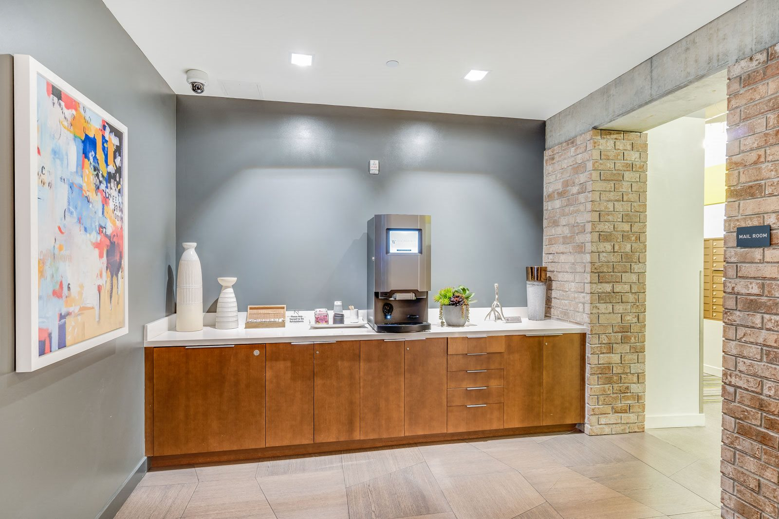Coffee Bar at The Marston by Windsor, 94063, CA