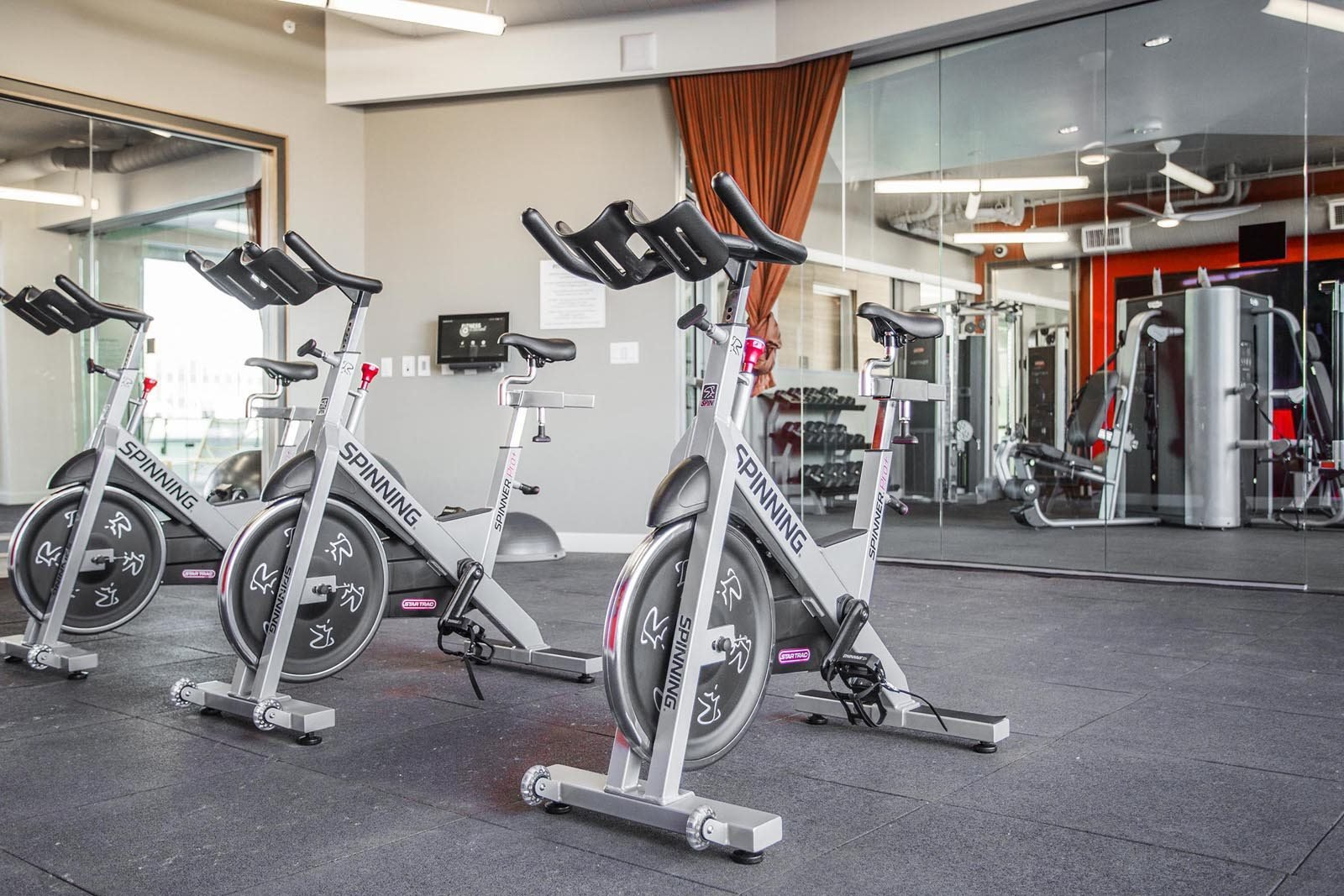 Spin Bikes at The Marston by Windsor, Redwood City, CA