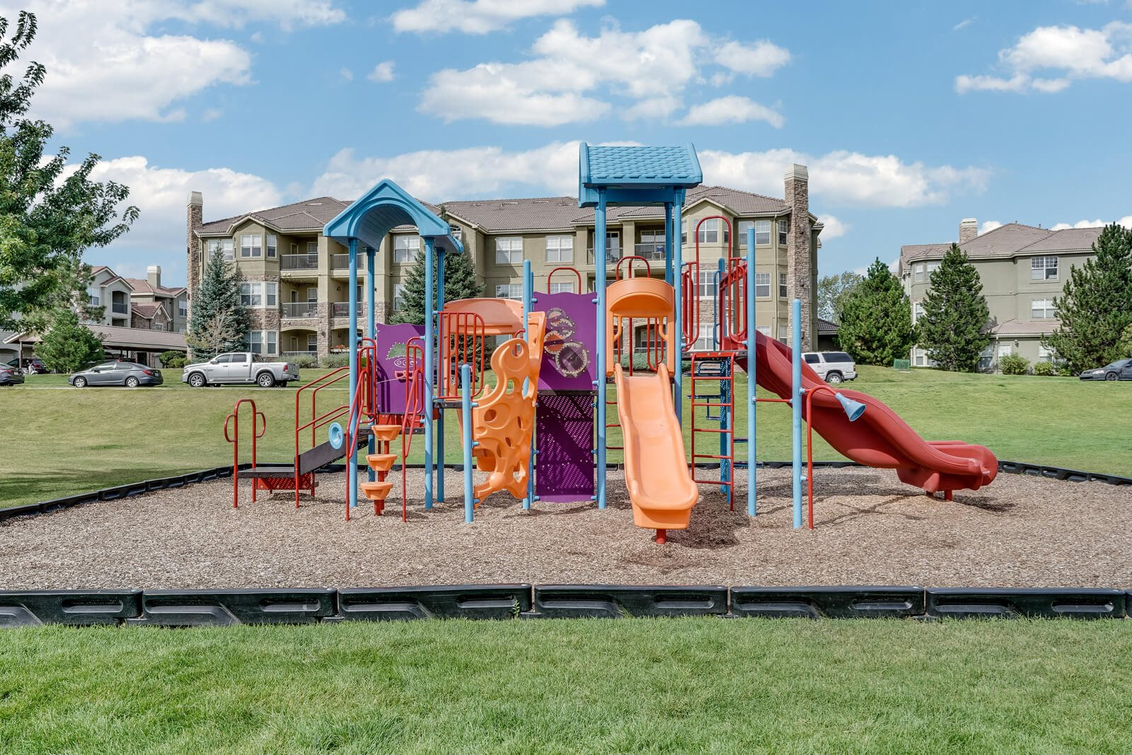 On-Site Playground at Windsor at Meridian, 9875 Jefferson Parkway, Englewood