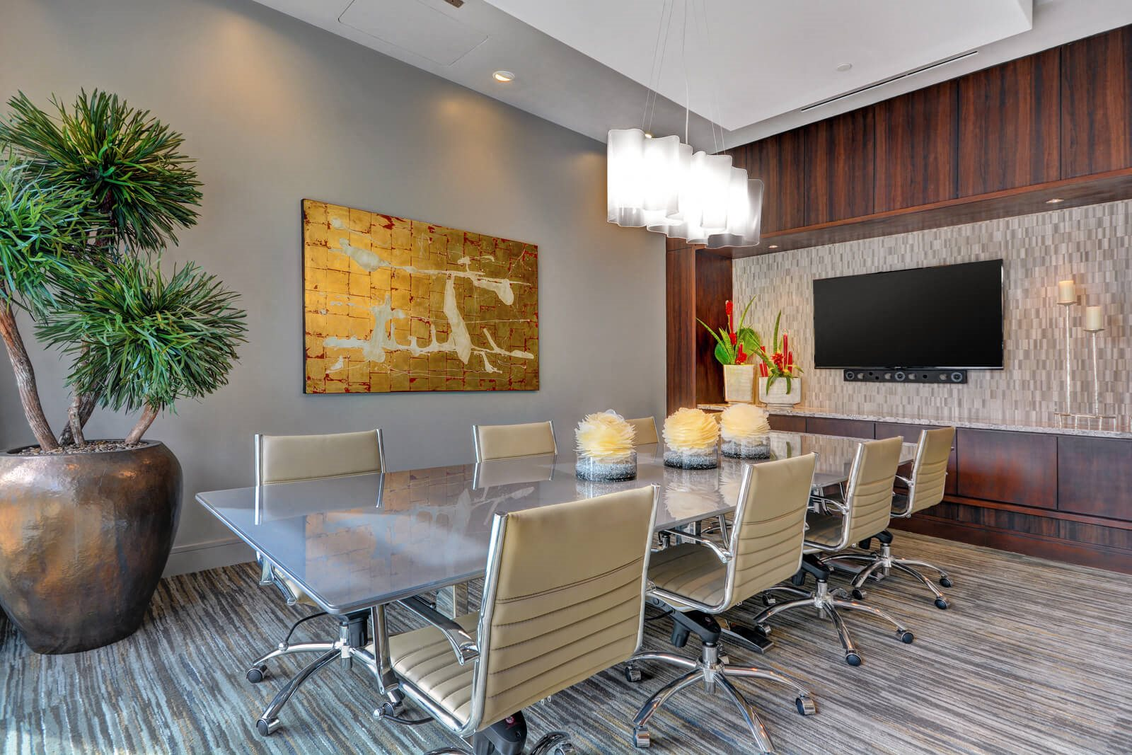 Executive Conference Room at South Park by Windsor, 90015, CA