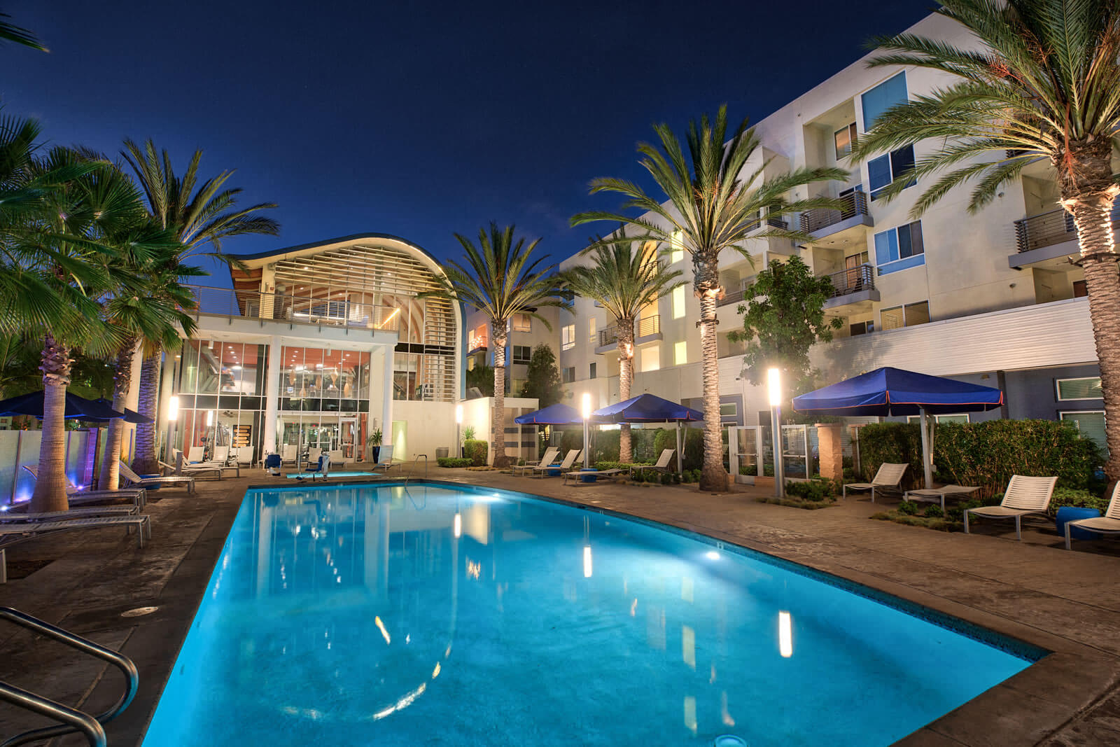 Over 30,000 Square Feet Of Resort Style Amenities At Boardwalk By Windsor, Huntington  Beach