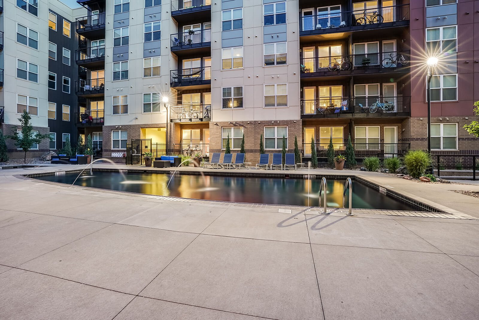 Expansive Amenities Package including Resort-Style Pool at Windsor at Broadway Station, Denver, 80210