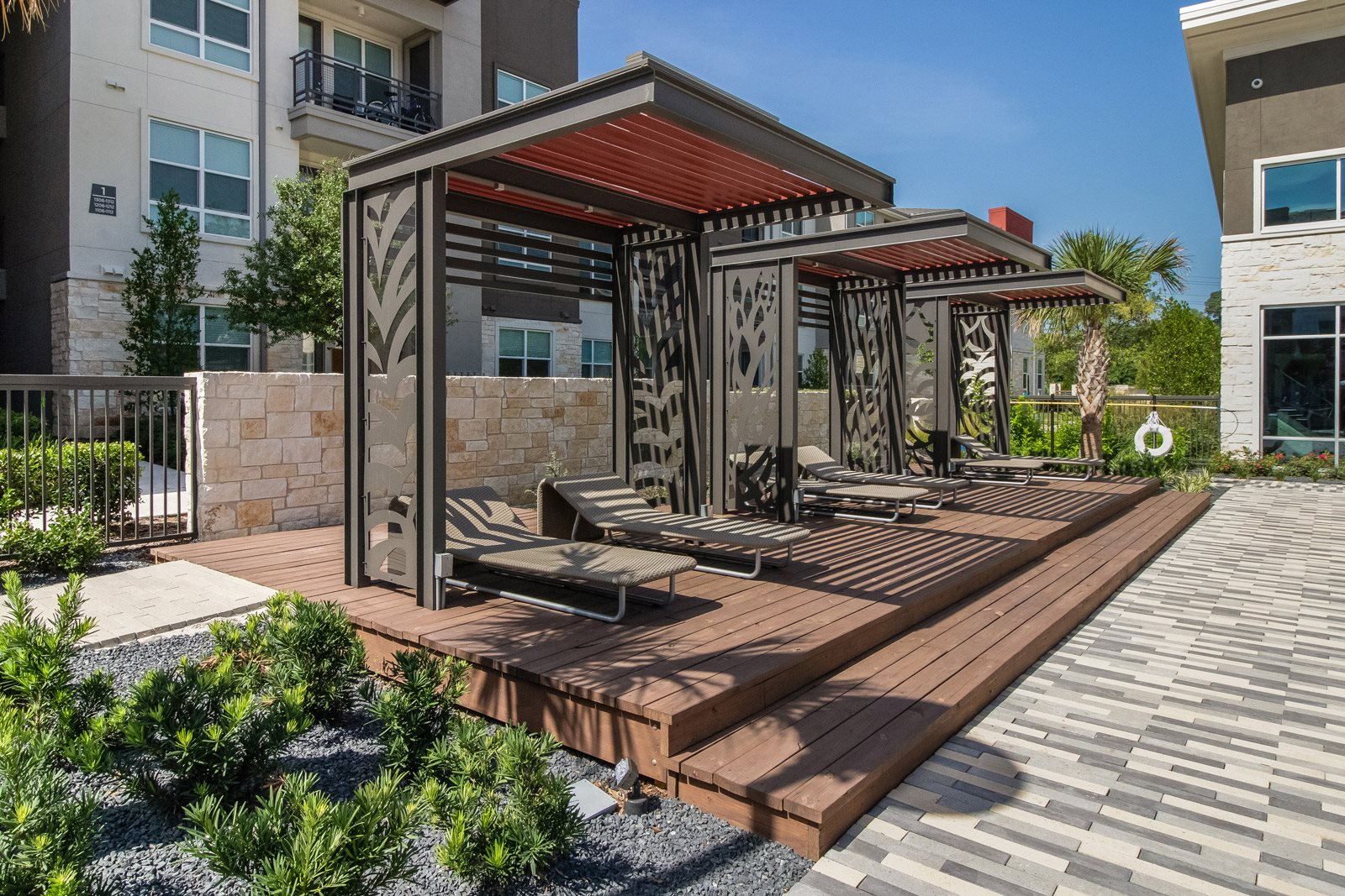 Poolside Cabanas at Windsor Republic Place, 78727, TX