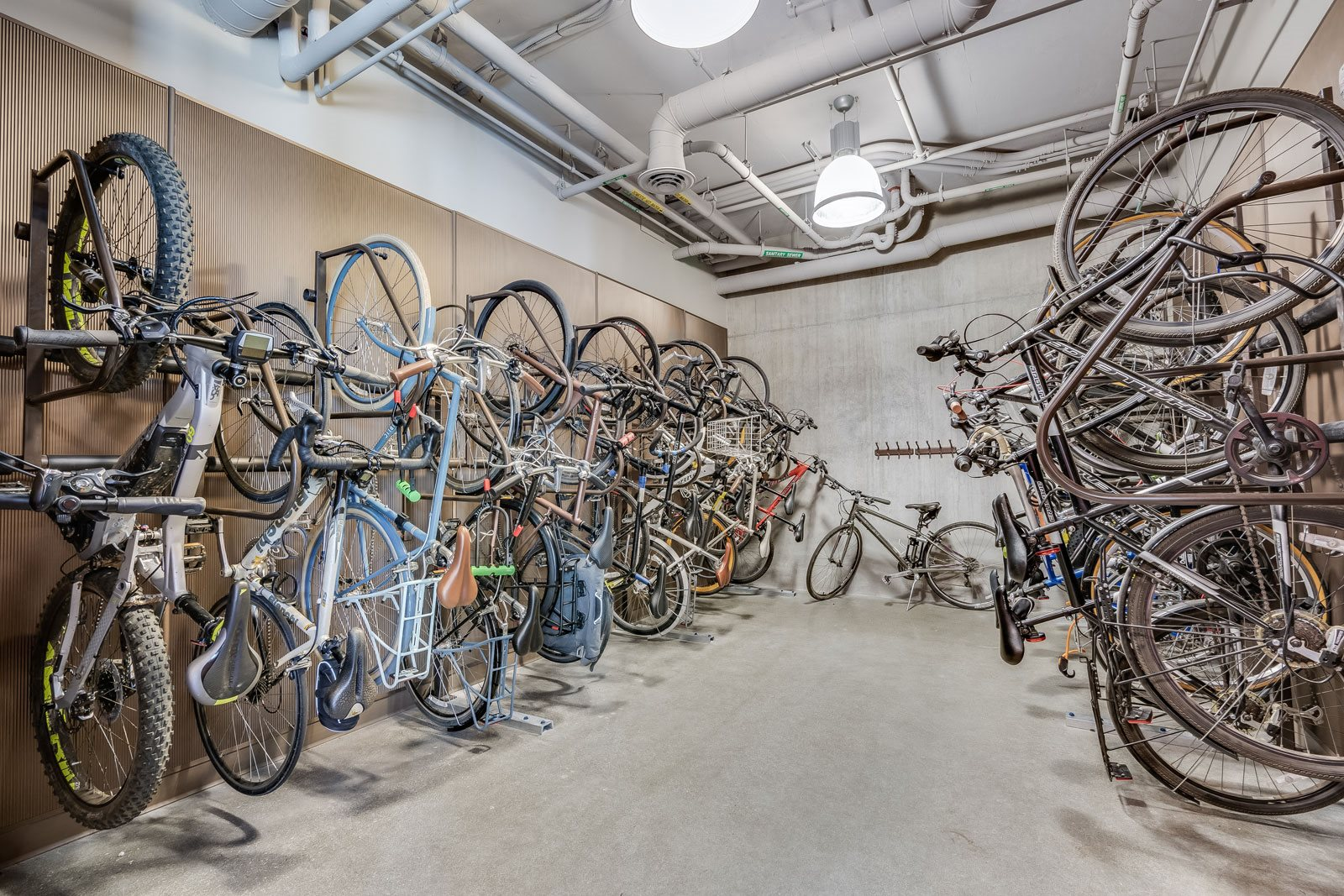 Bike Storage at The Marston by Windsor, Redwood City, 94063