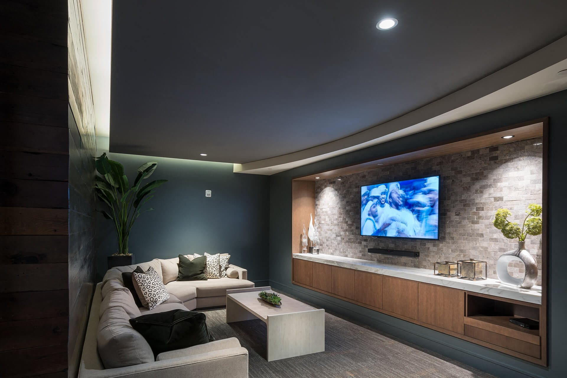 Clubroom with TV at Cannery Park by Windsor, 415 E Taylor St, CA