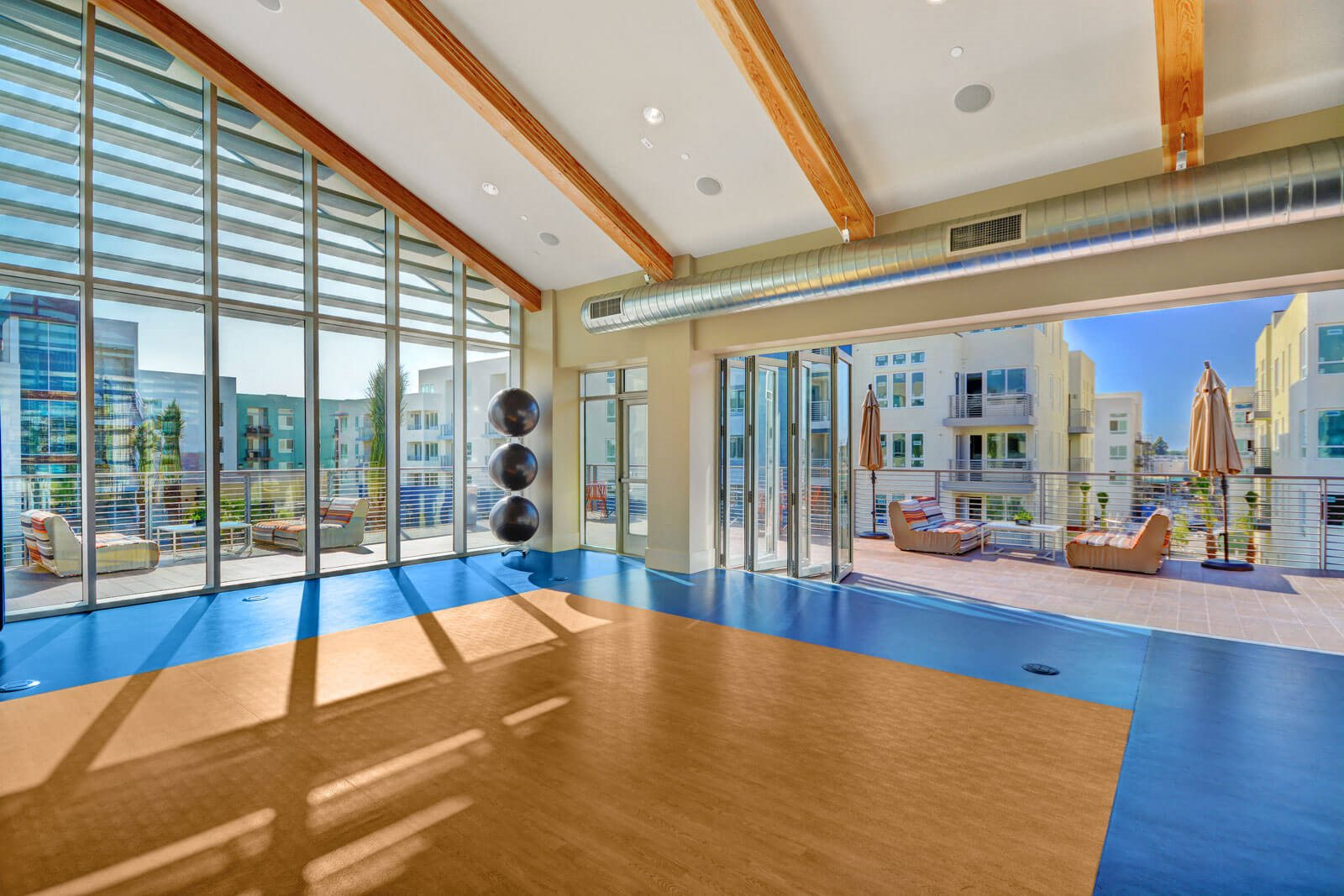 Three-Level, State-of-the-Art Fitness Center at Boardwalk by Windsor, Huntington Beach, 92647