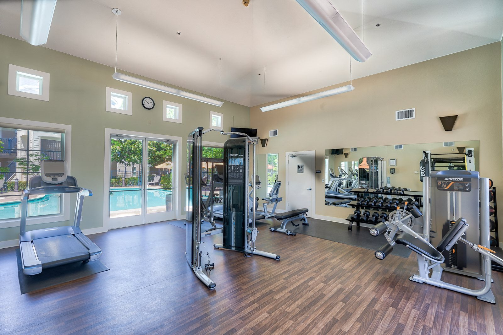 24-Hour, State-of-the-Art Fitness Center at The Kensington, 94566, CA
