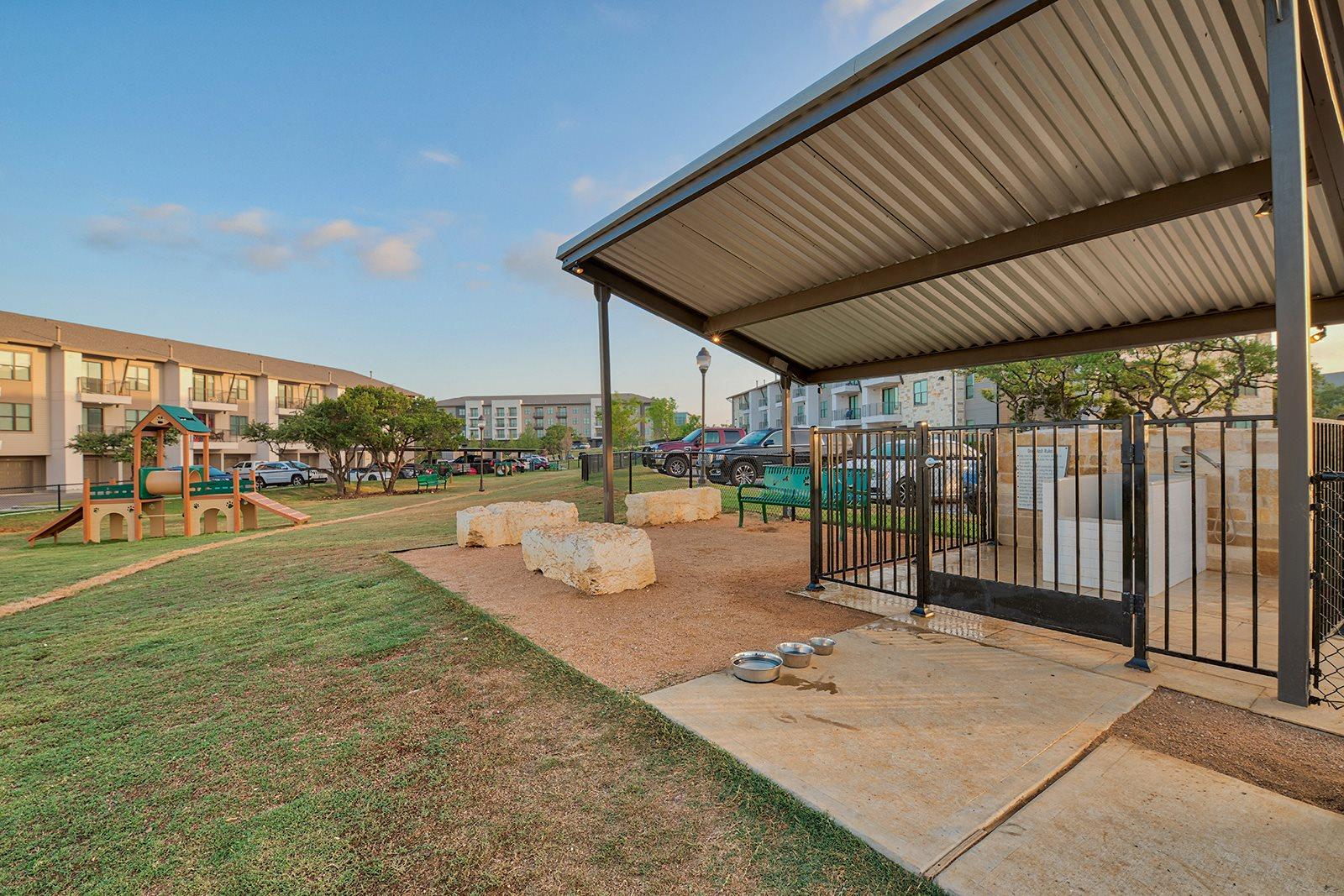 Off-Leash Dog Park at Windsor Lantana Hills, 6601 Rialto Blvd, TX