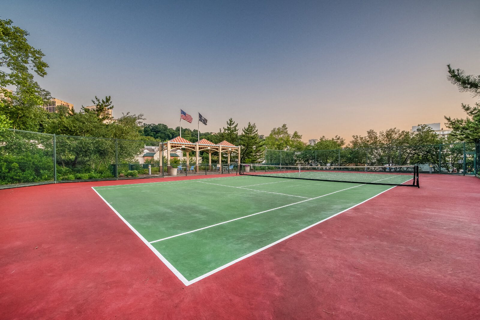 Tennis Courts at Windsor at Mariners, 100 Tower Dr., Edgewater