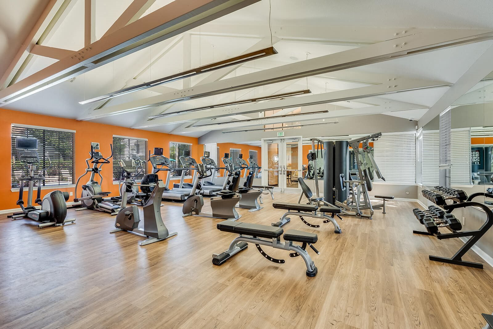 Fully Equipped Fitness Center at Mission Pointe by Windsor, Sunnyvale, 94089