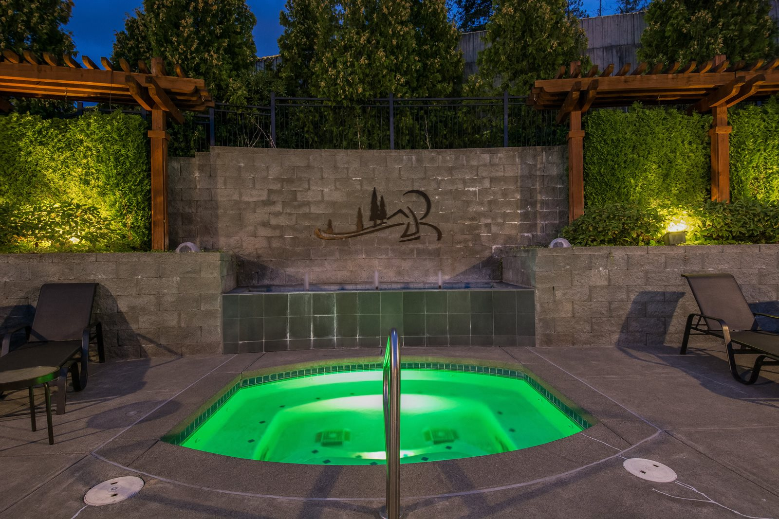 Spa at Reflections by Windsor, Redmond, Washington