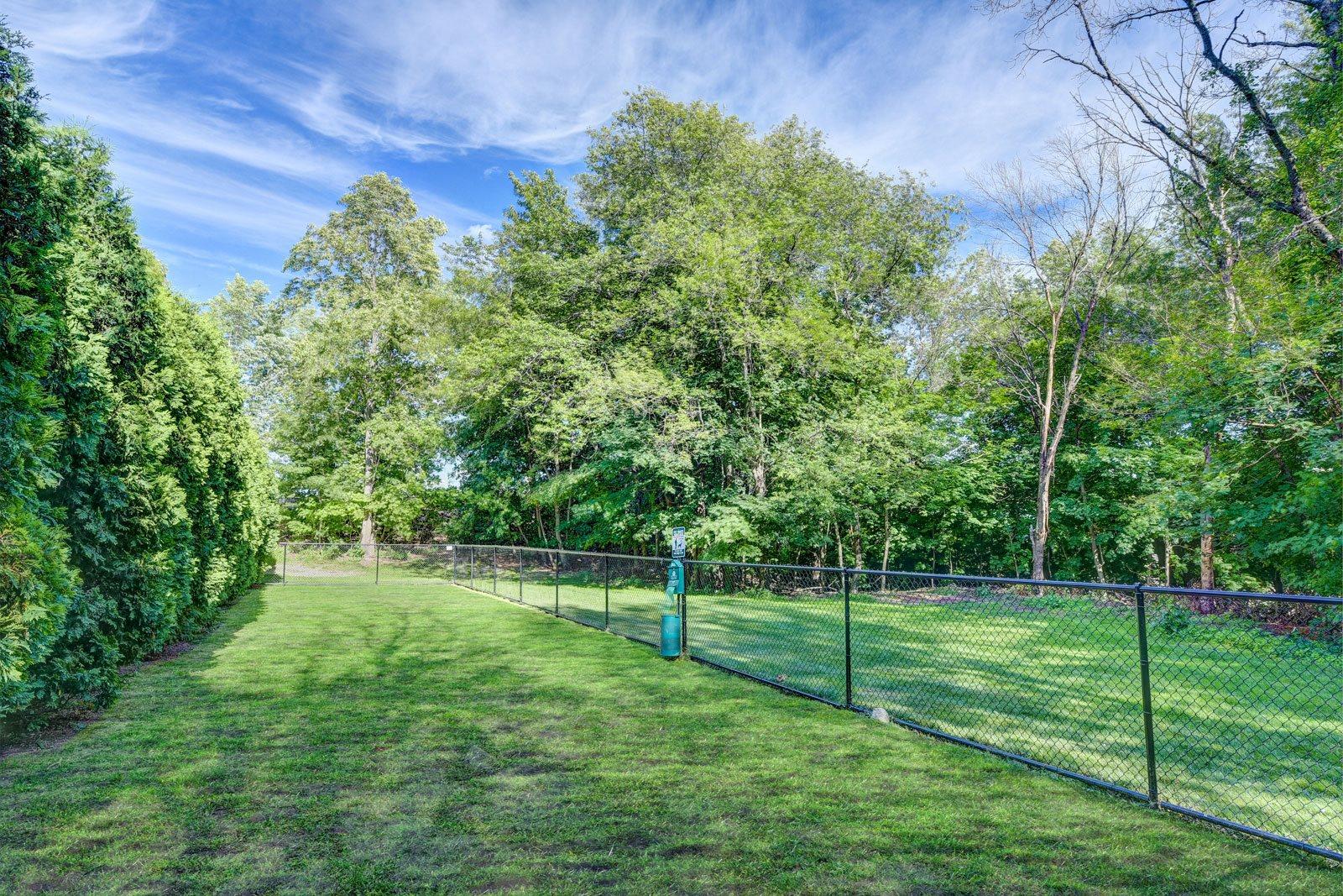 Off-Leash Dog Park at Windsor Ridge at Westborough, Westborough, 01581