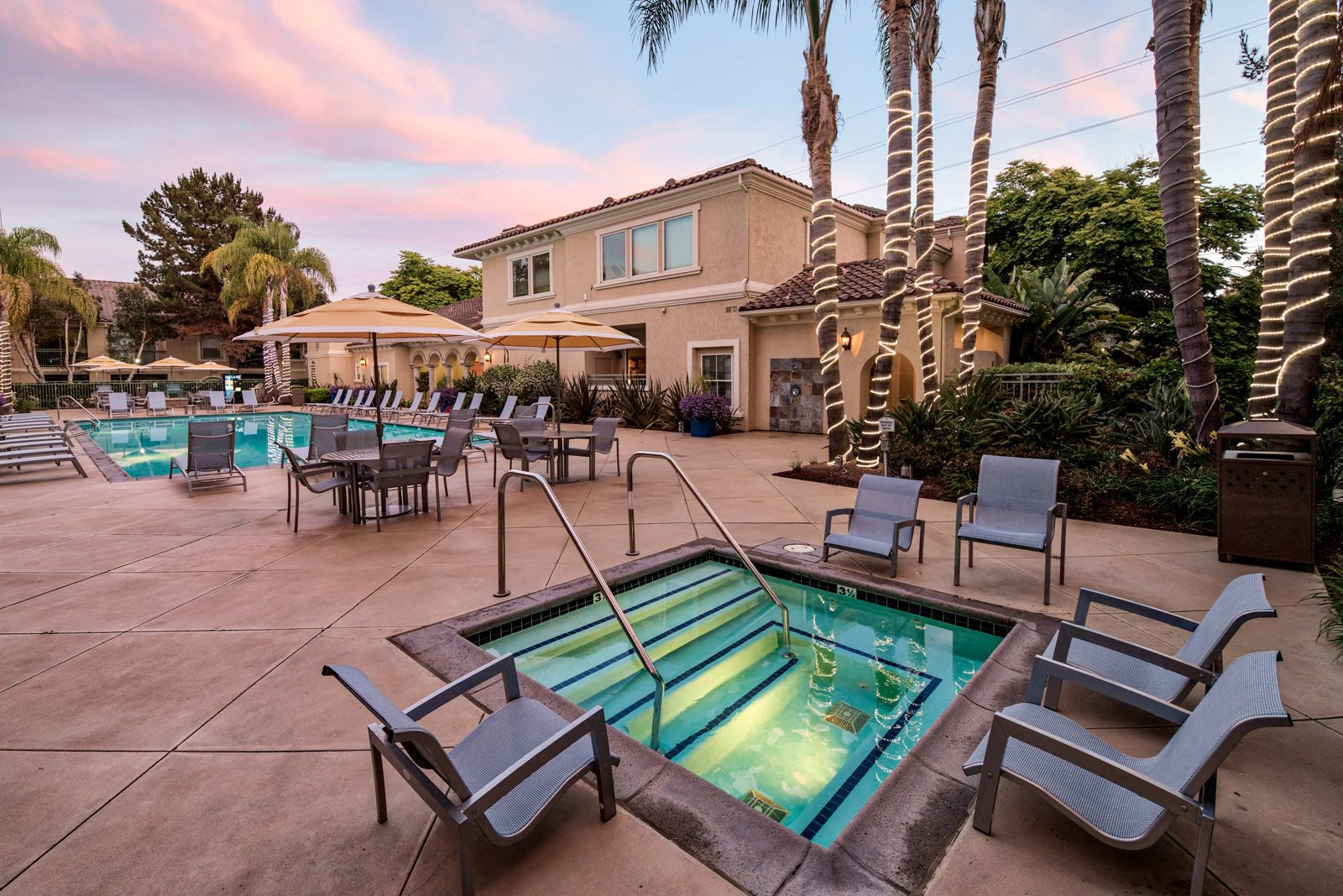 Outdoor, Heated Spa at Windsor at Aviara, 6610 Ambrosia Lane, CA
