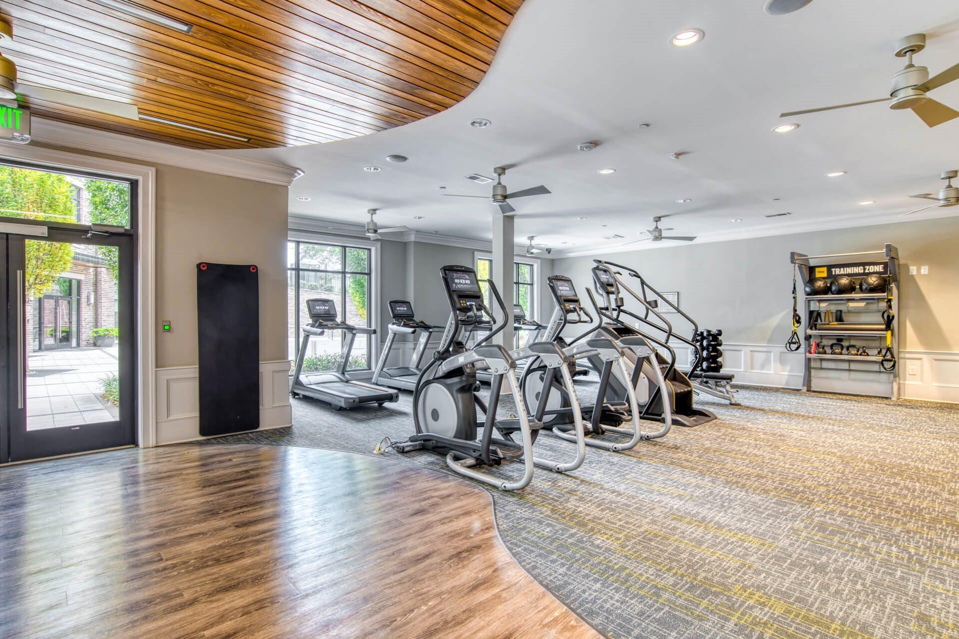 Modern Fitness Center at Windsor Chastain, Georgia, 30342