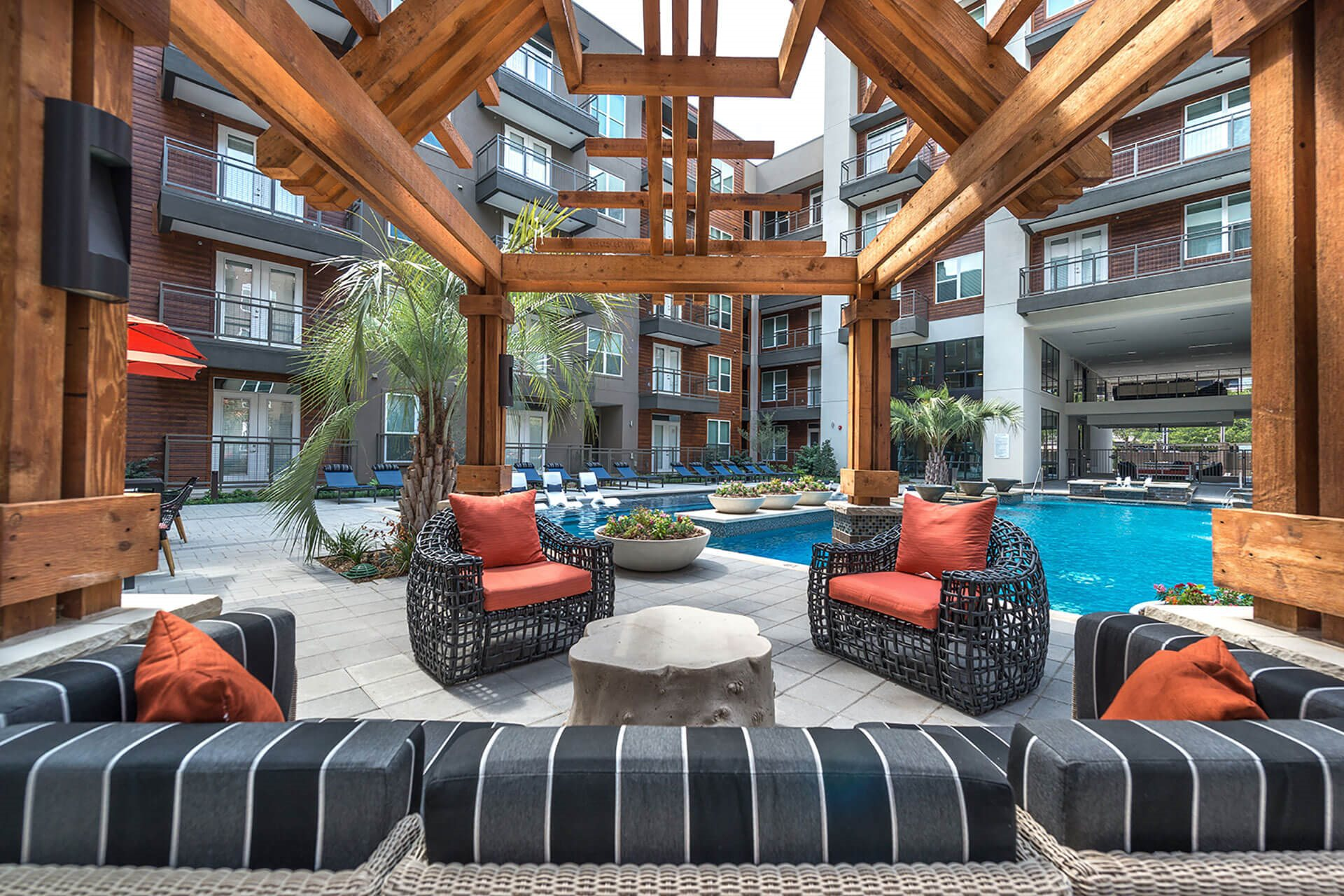Resort Style Community at Windsor by the Galleria, Texas, 75240