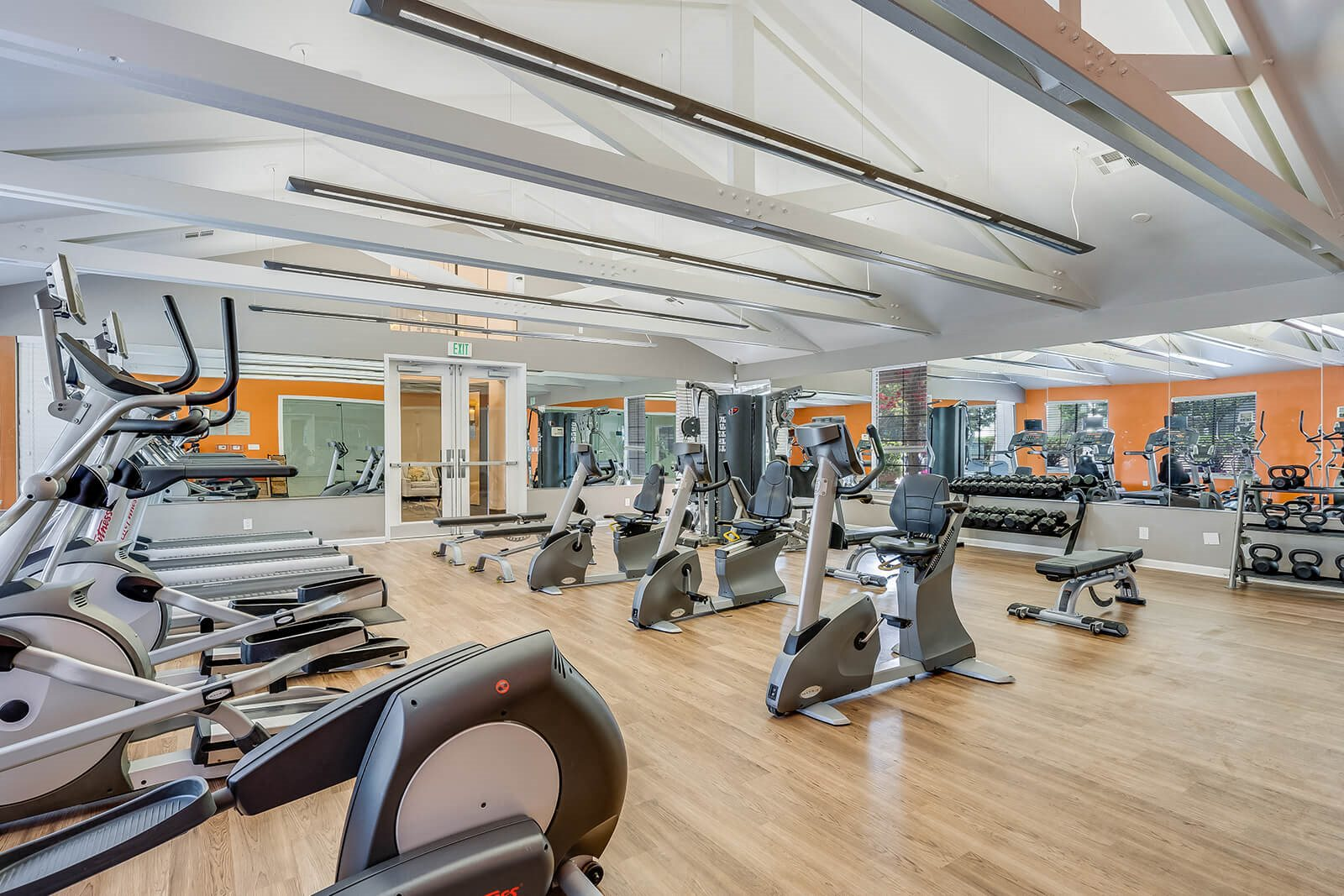 State-of-the-Art Fitness Center at Mission Pointe by Windsor, 94089, CA