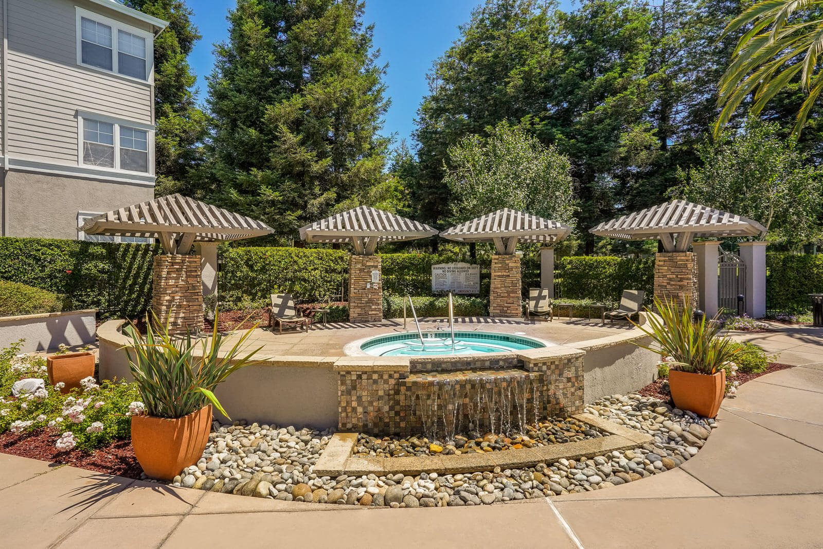 Soothing Spa at The Estates at Park Place, 3400 Stevenson Boulevard, CA