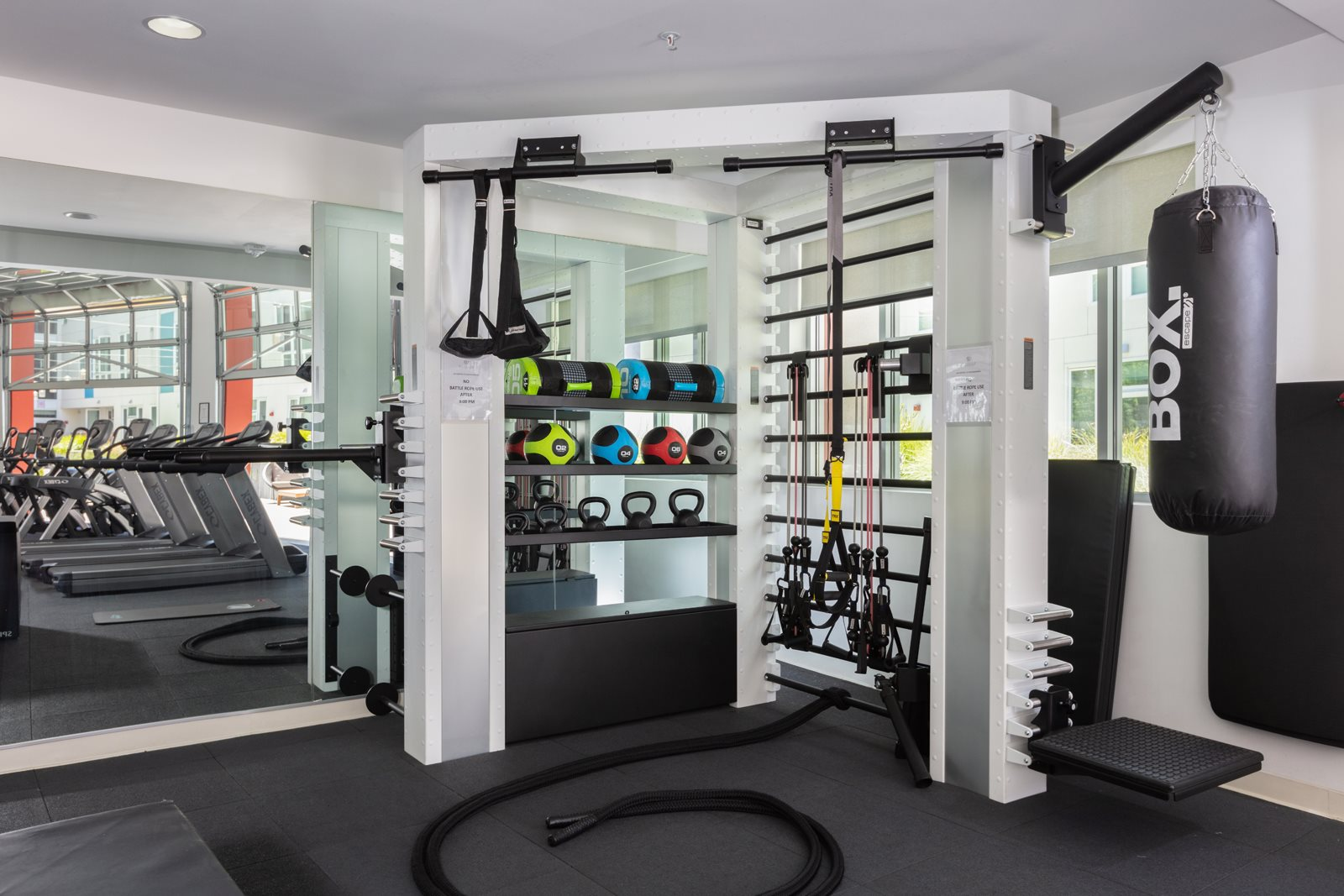 State-of-the-Art Fitness Center at Mission Bay by Windsor, 360 Berry Street, CA