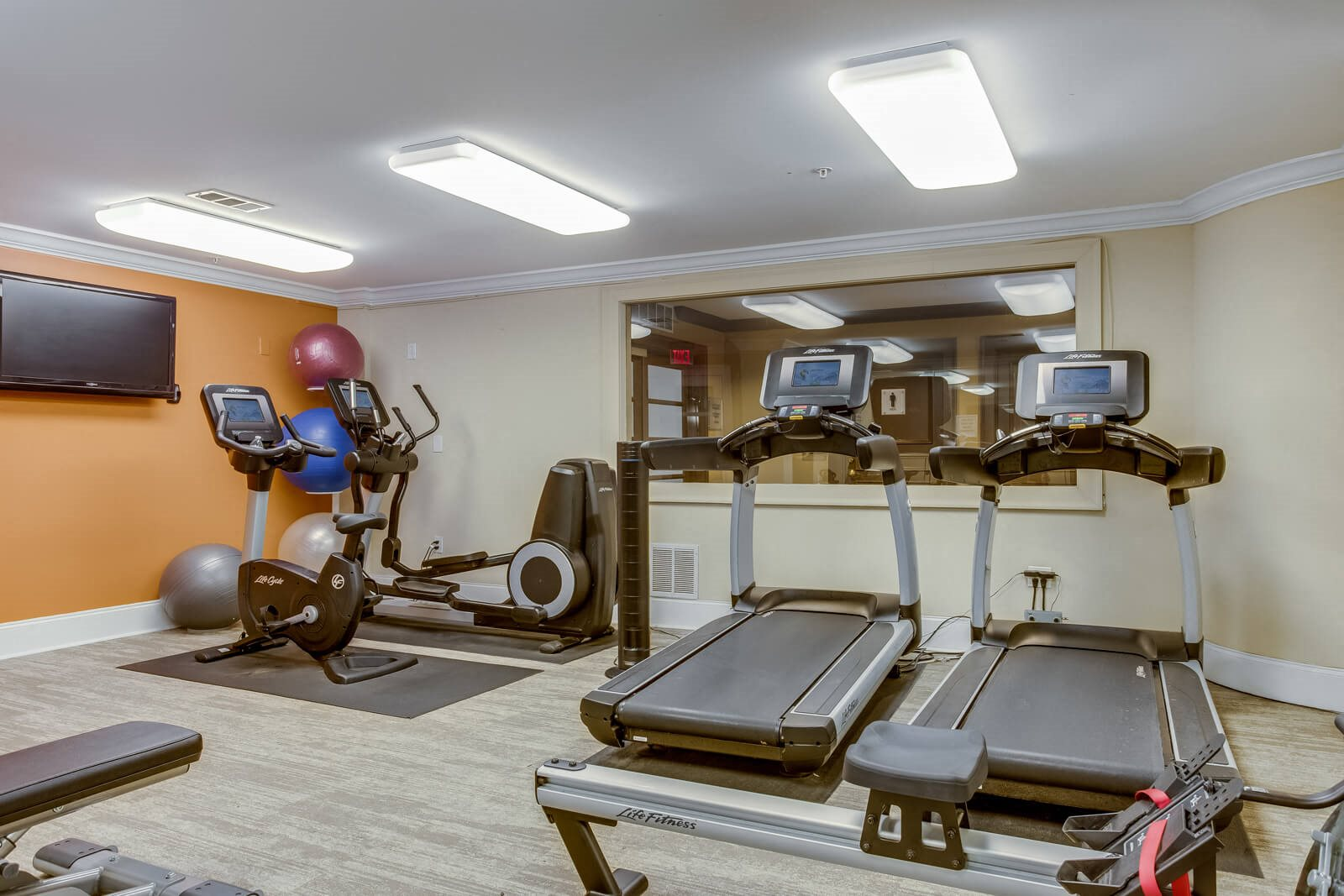 24-Hour Fitness Center at Windsor at Midtown, Atlanta, GA