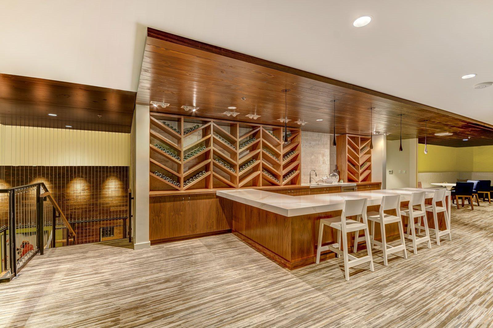 Wine Club Room at The Whittaker, 4755 Fauntleroy Way, Washington