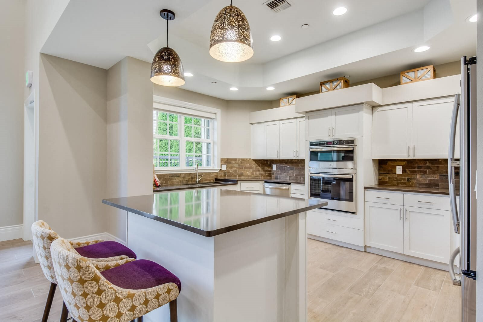 Fully-Equipped Kitchen in Clubhouse at The Estates at Cougar Mountain, 2128 Shy Bear Way NW, Issaquah