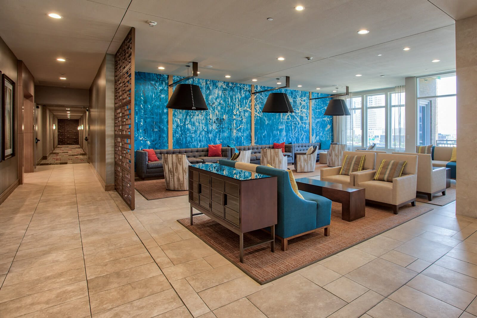 Wi-Fi in Common Areas at The Jordan by Windsor, Texas, 75201