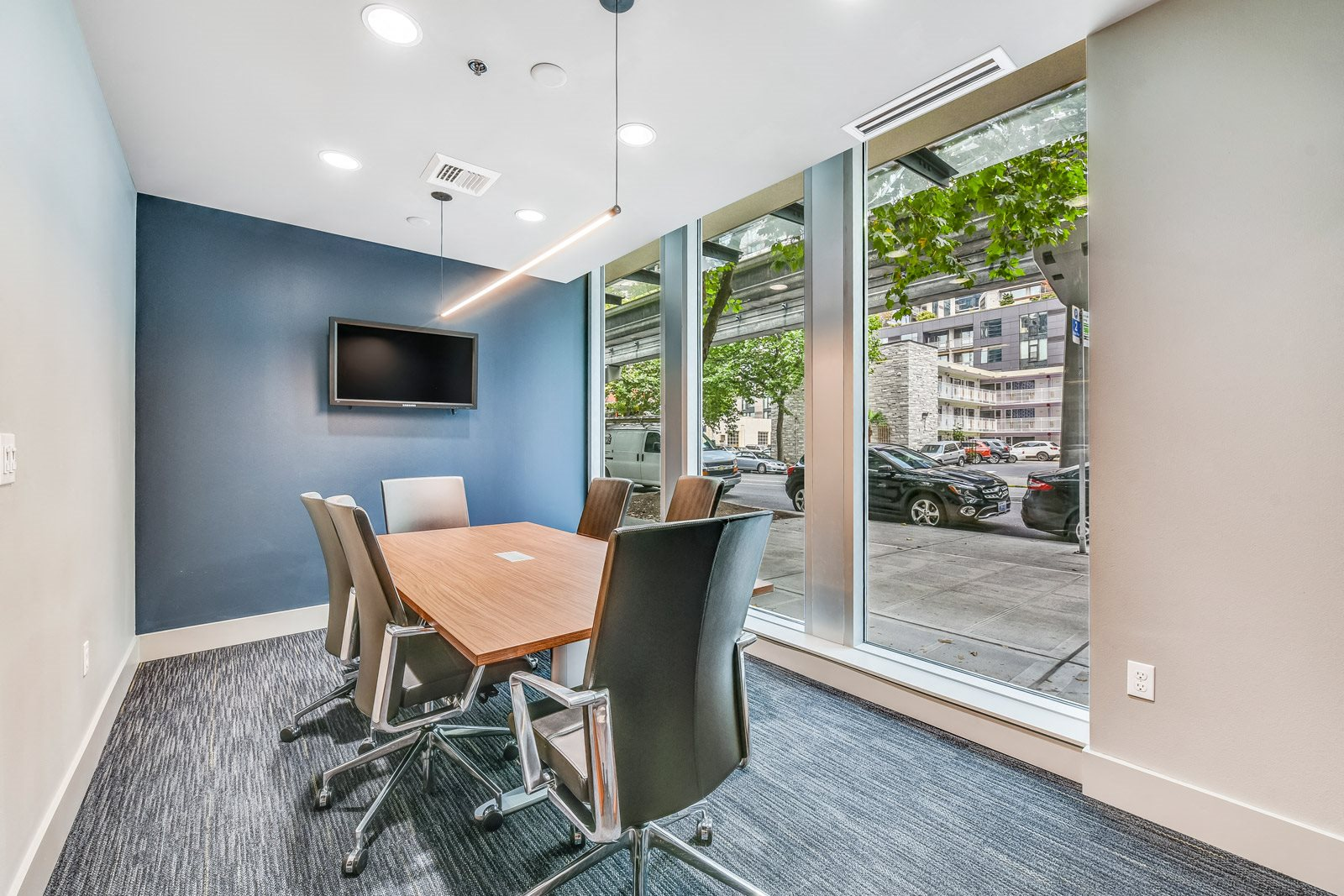 Resident Conference Room at The Martin, 98121, WA