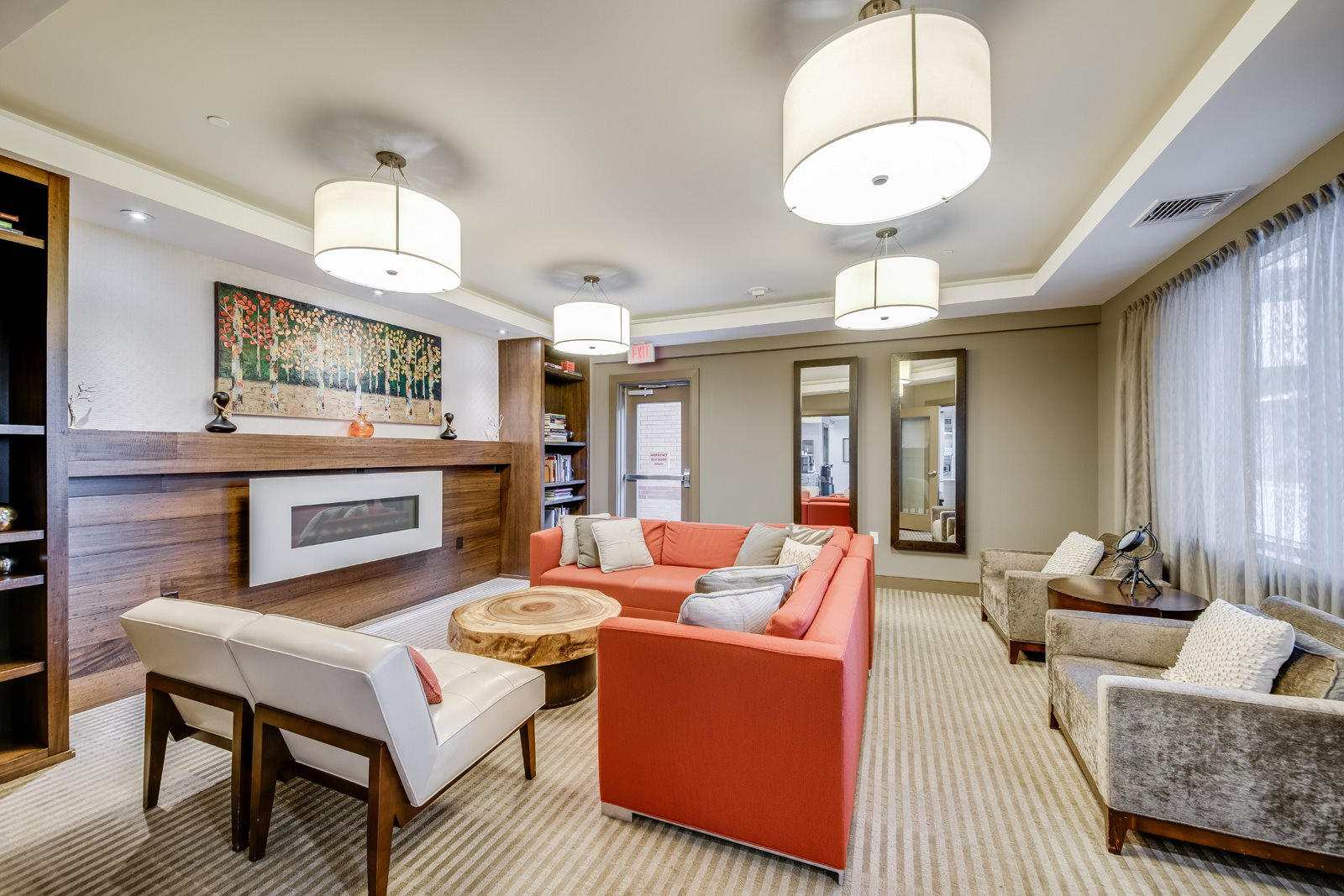 Resident Lounge at Twenty50 by Windsor, Fort Lee, 07024