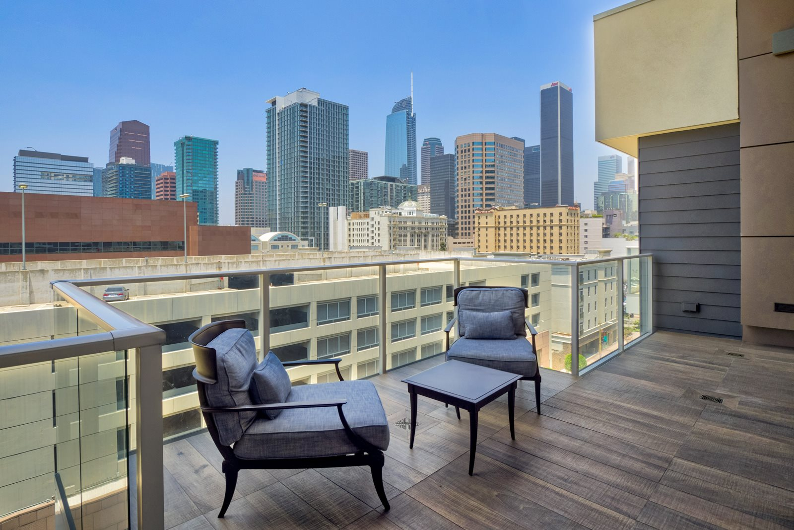 Rooftop Sundecks with Gorgeous Views  at Olympic by Windsor, California, 90015