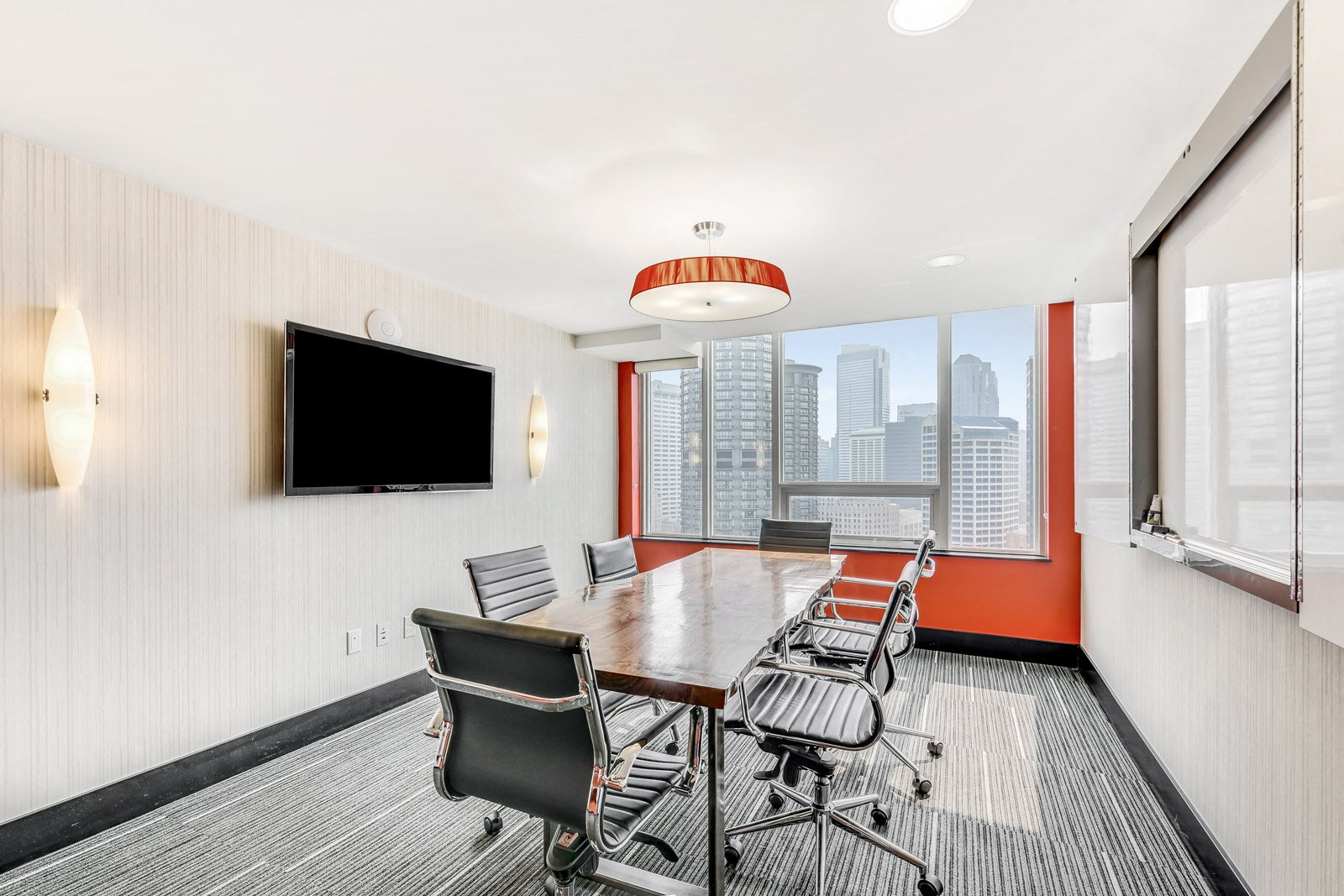 Conference Room and Business Center at The Martin, 2105 5th Ave, WA