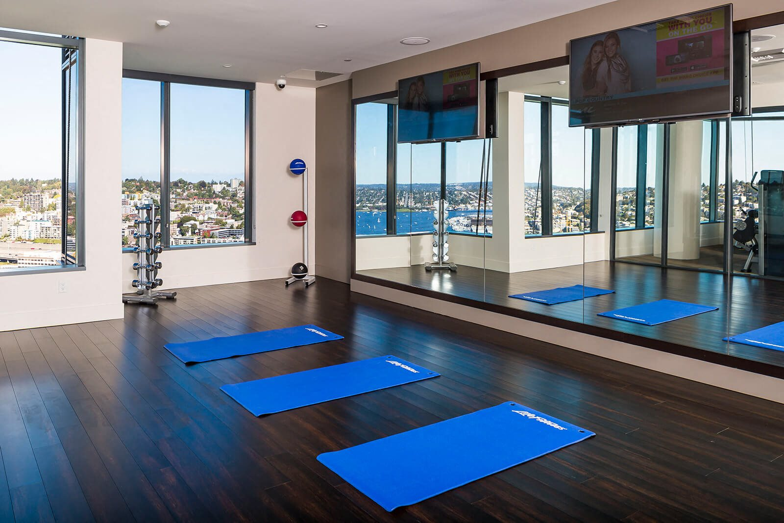Yoga Studio at Cirrus, 2030 8th Avenue, Seattle