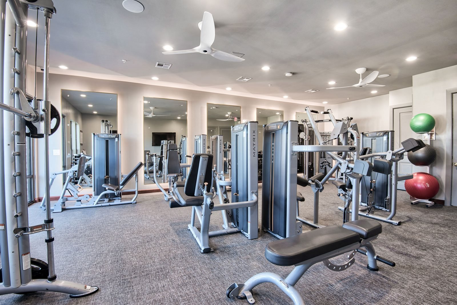24-Hour Fitness Center at Midtown Houston by Windsor, 2310 Main Street, TX