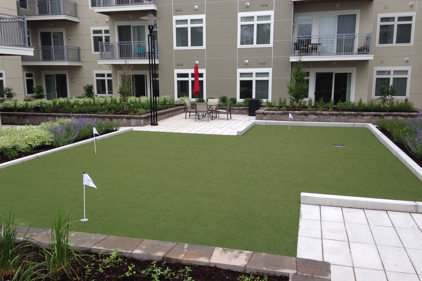 Putting Green at Vox on Two, 223 Concord Turnpike, Cambridge
