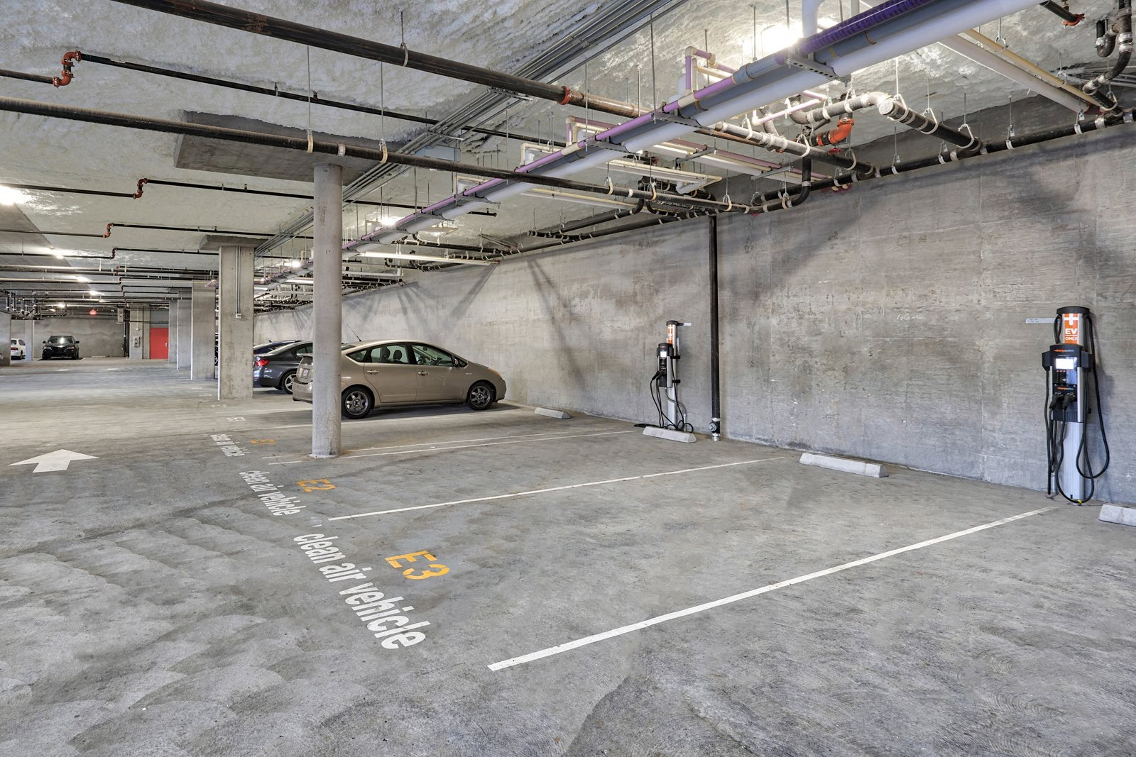 EV Charging Stations at Mission Bay by Windsor, San Francisco, 94158
