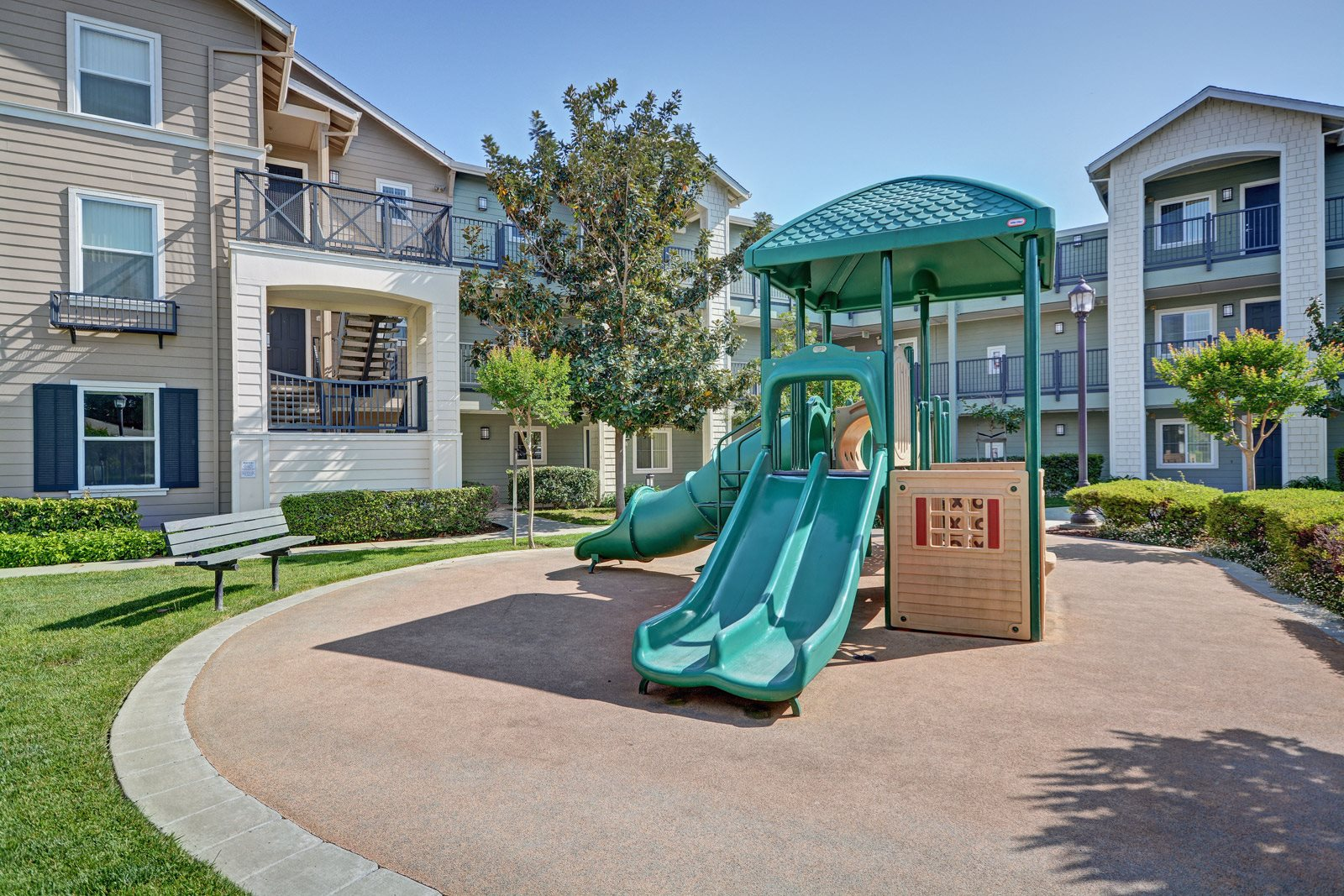 Children's Playground at The Kensington, 94566, CA