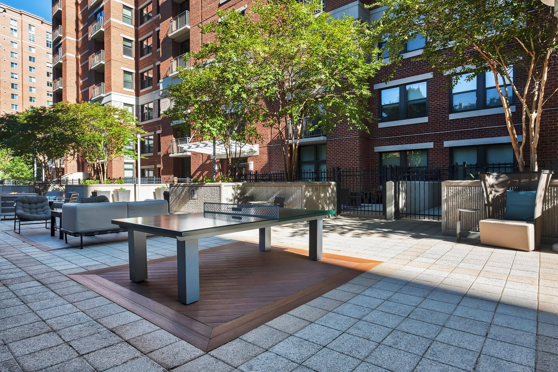 Multi-Activity Area at Halstead Tower by Windsor, 4380 King Street, VA