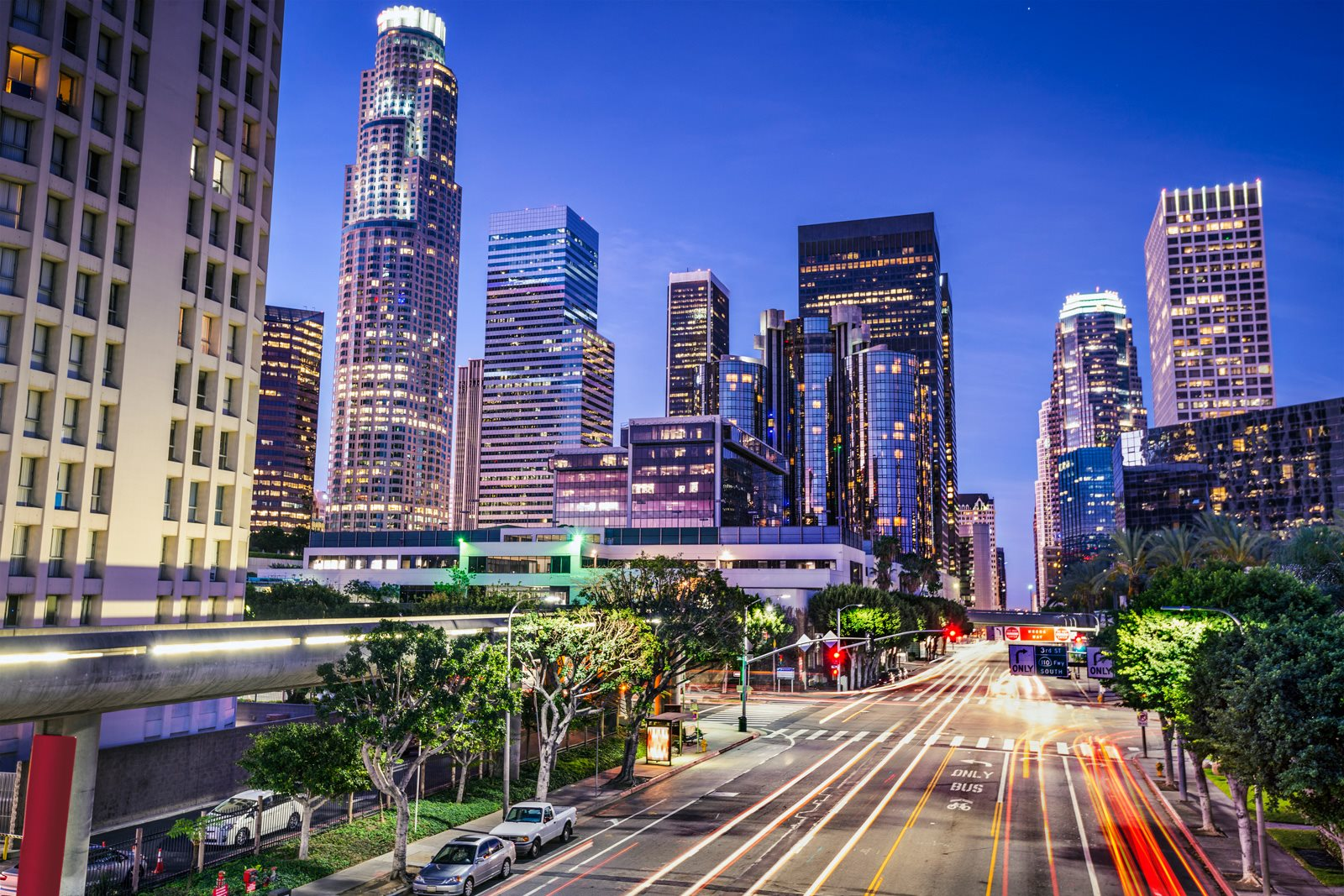 Explore Nearby South Park at Olympic by Windsor, Los Angeles, CA
