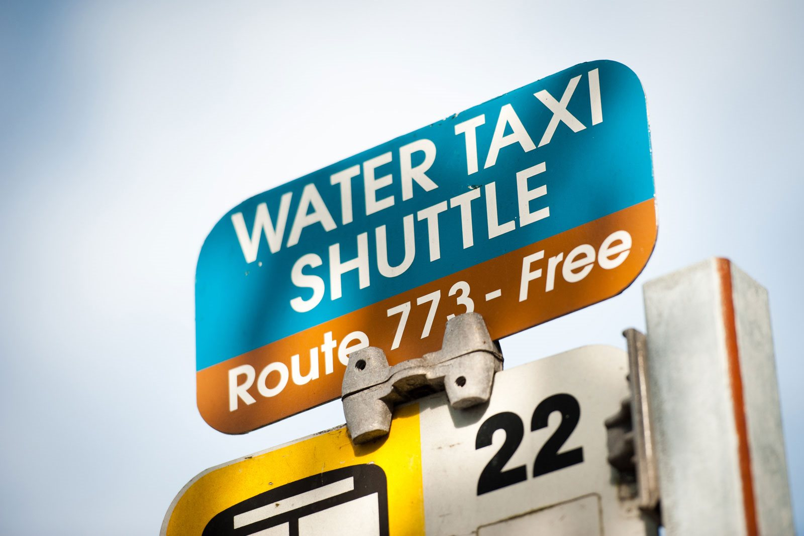 Water Taxi to Downtown near The Whittaker, 4755 Fauntleroy Way, Seattle