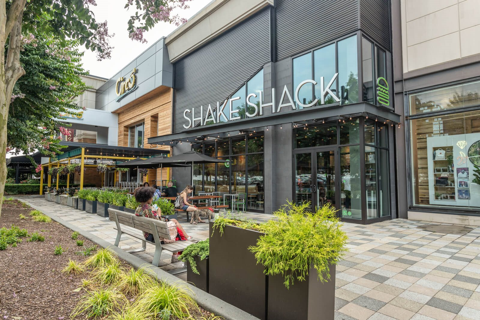 Shake Shack near Windsor at Glenridge, Georgia, 30342