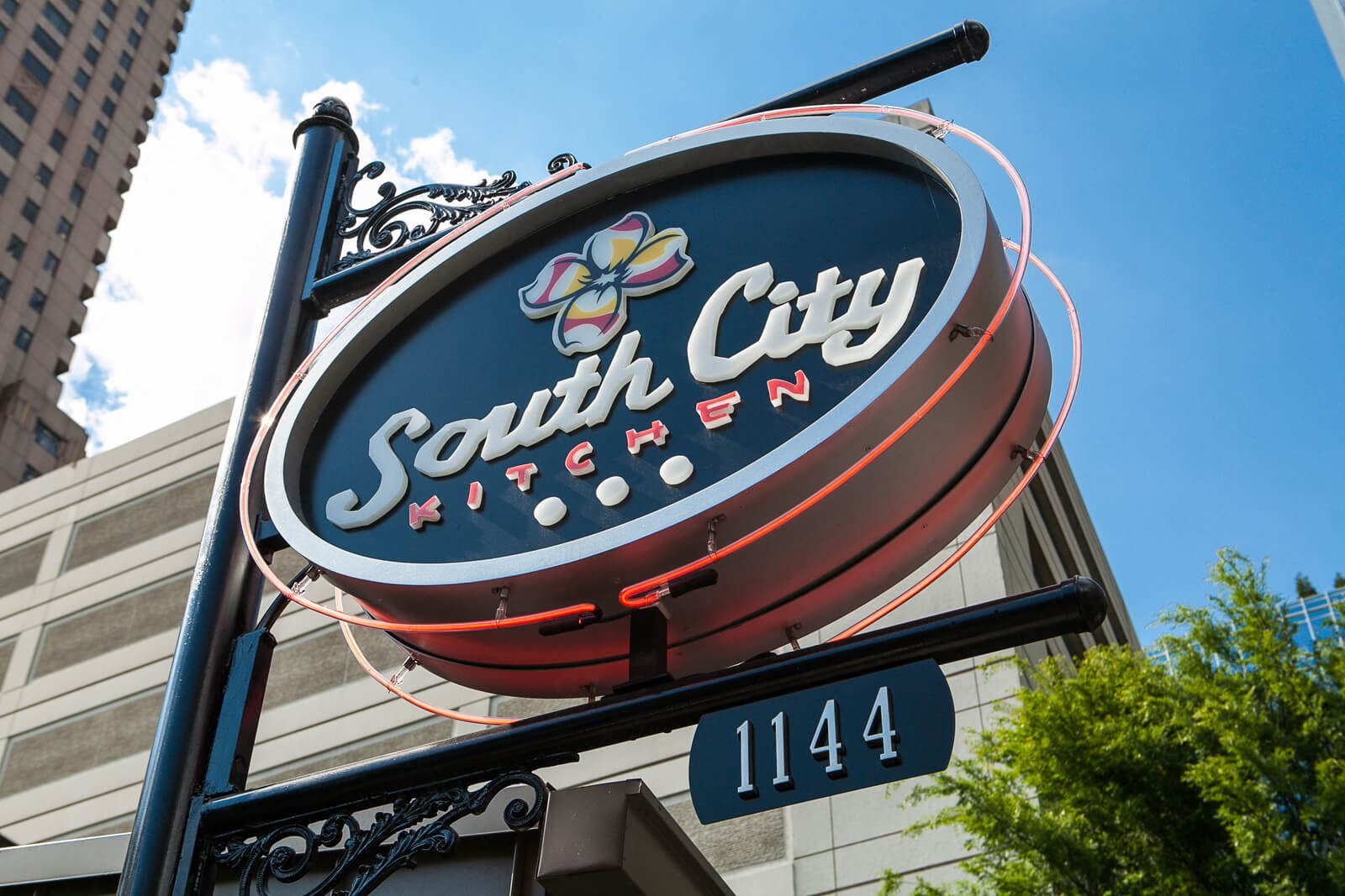 South City Kitchen near Windsor at Midtown, Atlanta, GA
