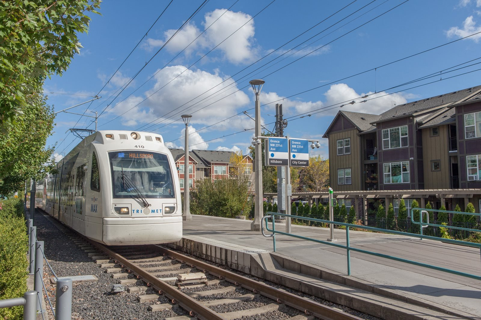 Convenient Hillsboro Location at Platform 14, 1030 NE Orenco Station Pkwy, Hillsboro