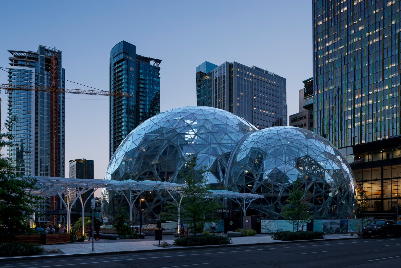 Close To Amazon's Headquarters at Stratus, Seattle, Washington