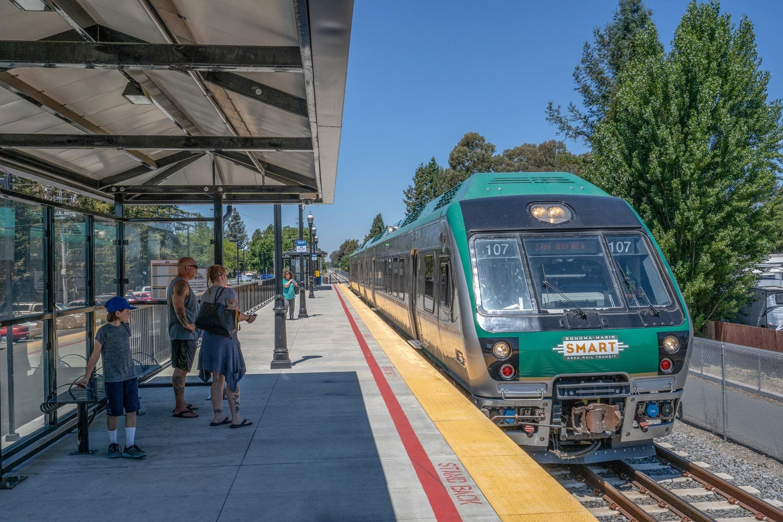 Less than 2 Miles from SMART Rohnert Park Station at Windsor at Redwood Creek, 600 Rohnert Park Expressway West, Rohnert Park
