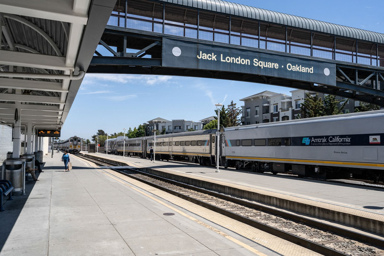 Be Walking Distance to Public Transit at Allegro at Jack London Square Oakland, California