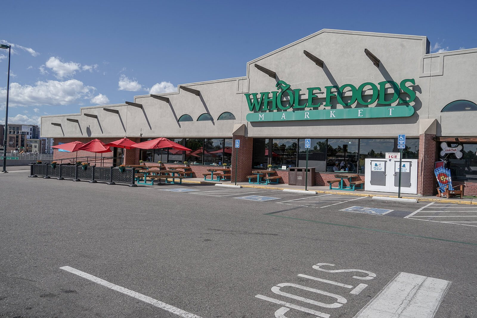 Whole Foods is Nearby  at Windsor at Broadway Station, Colorado, 80210