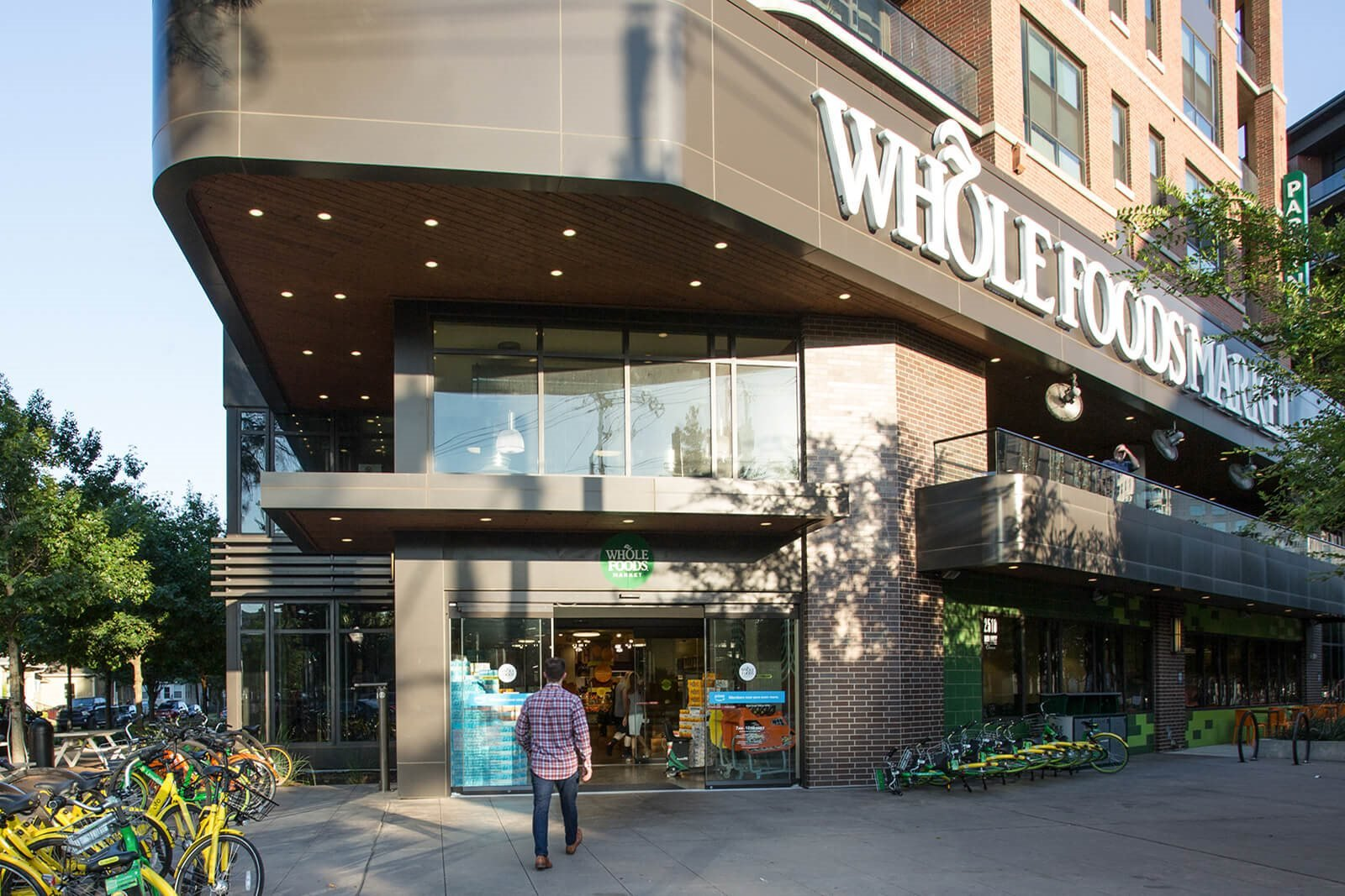 Whole foods is Nearby at The Jordan by Windsor, Dallas, Texas