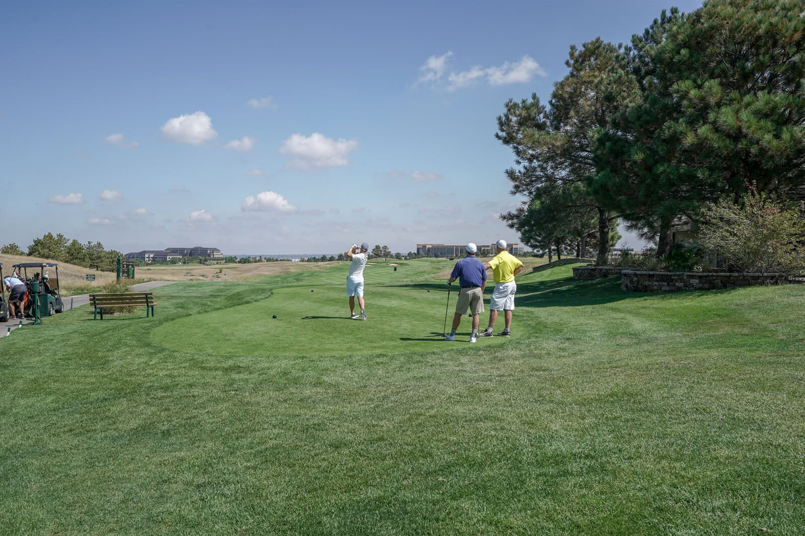 Best Golf Courses near Windsor at Meridian, Englewood, 80112